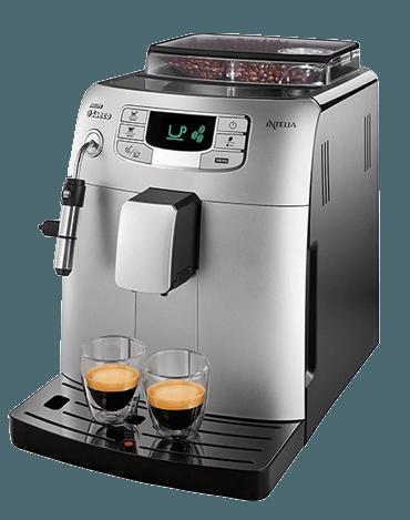 cafeteira saeco intelia