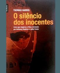 o silencio dos inocentes livro