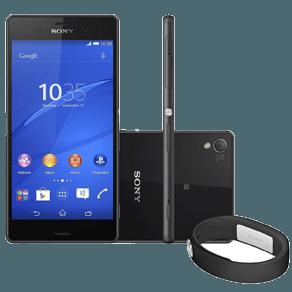 sony xperia z3 smartband