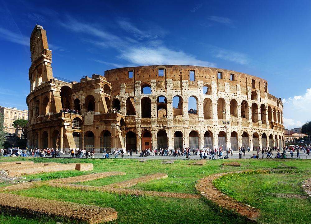 viagem roma italia
