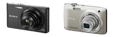 cameras compactas