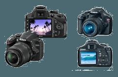 cameras reflex dlsr