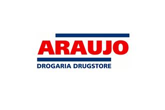 Drogaria Araujo logo - Medicamentos, cosméticos, dermocosméticos,  saúde, beleza e muito mais