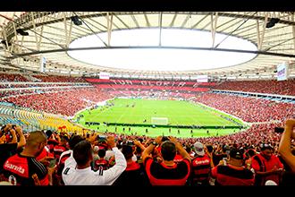 Nação Rubro Negra: Jogadores do Flamengo