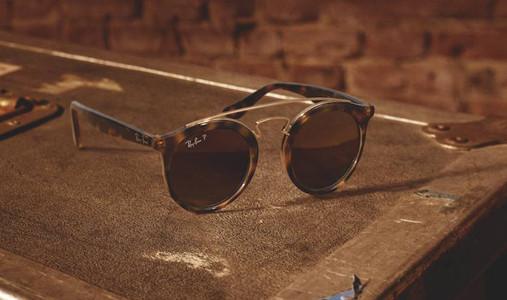 Óculos Ray Ban Vintage vendido pela Sunglass Hut