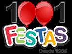 Cupom de desconto - 1001 Festas