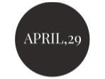 Cupom de desconto - April 29