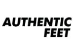 Cupom de desconto - Authentic Feet