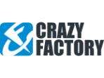 Cupom de desconto - Crazy Factory