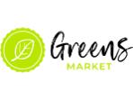 Cupom de desconto - Greens Market