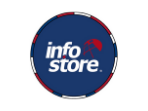 Cupom de desconto - A partir de R$9,95 em Telefonia no Site Infostore