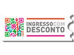 Cupom de desconto - Ingresso com Desconto