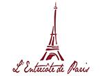 Cupom de desconto - L'Entrecôte de Paris