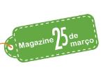 Cupom de desconto - Magazine 25