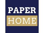 Cupom de desconto - Paper Home