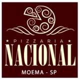 Cupom de desconto - Pizzaria Nacional