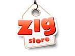 Cupom de desconto - Zig Store