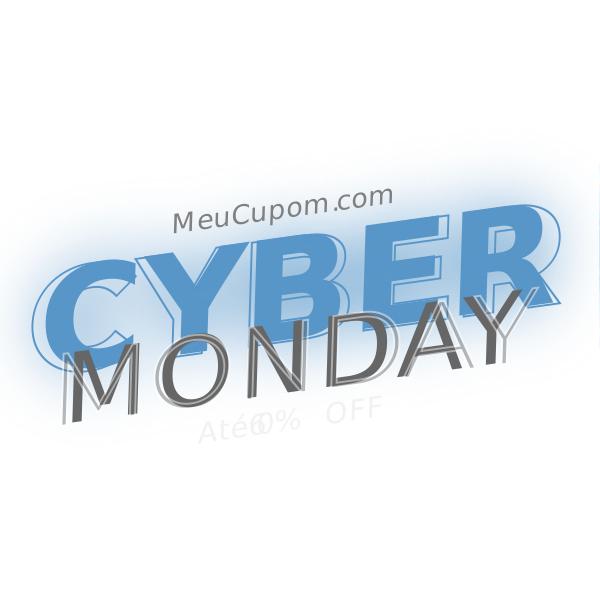 Cupom desconto - Cyber Monday