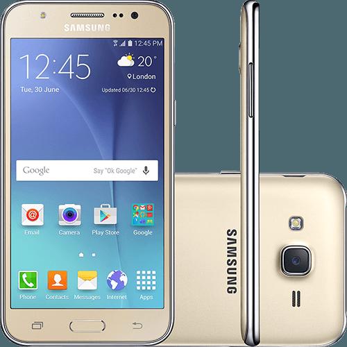 Cupom de desconto - Smartphone Samsung Galaxy J5 Duos Dual Chip  Por R$ 849
