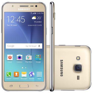 Cupom de desconto - 27% OFF em Celular Smartphone Samsung Galaxy J5 Duos