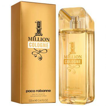 Cupom de desconto - 45% OFF em Perfume Paco Rabanne 1 Million Cologne Eau de Toilette 125ml
