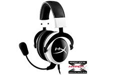 Cupom de desconto - 3% OFF em Headset Kingston HyperX Cloud Pro Gaming White - KHX-H3CLW