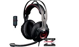 Cupom de desconto - 14% OFF em Headset Pro Gaming HyperX Cloud Revolver - HX-HSCR-BK/LA