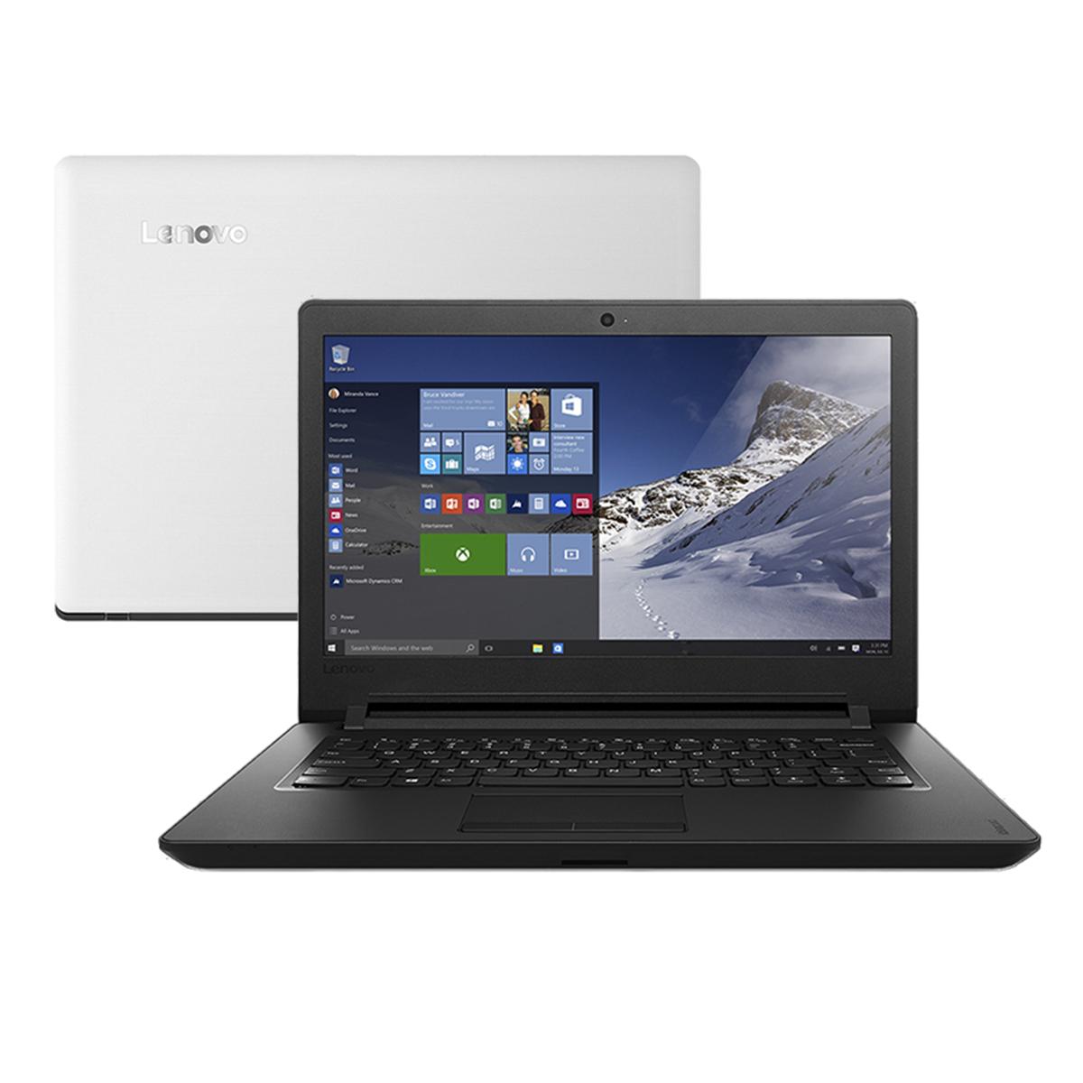 Cupom de desconto - Notebook Lenovo Intel Celeron 4GB 500GB  Por R$ 1399