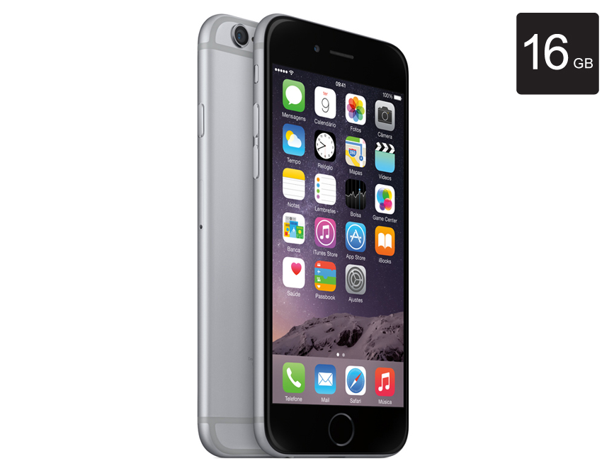 Cupom de desconto - 13% OFF em iPhone 6 16GB