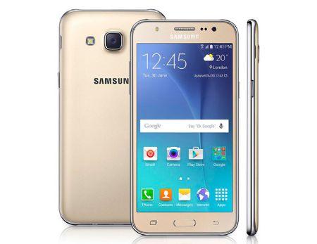 Cupom de desconto - R$ 100 OFF em Samsung Galaxy J5 Duos Dourado