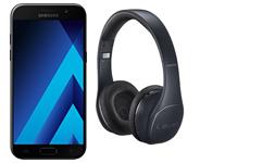 Cupom de desconto - Compre Galaxy A 2017 e Ganhe Level On Wireless