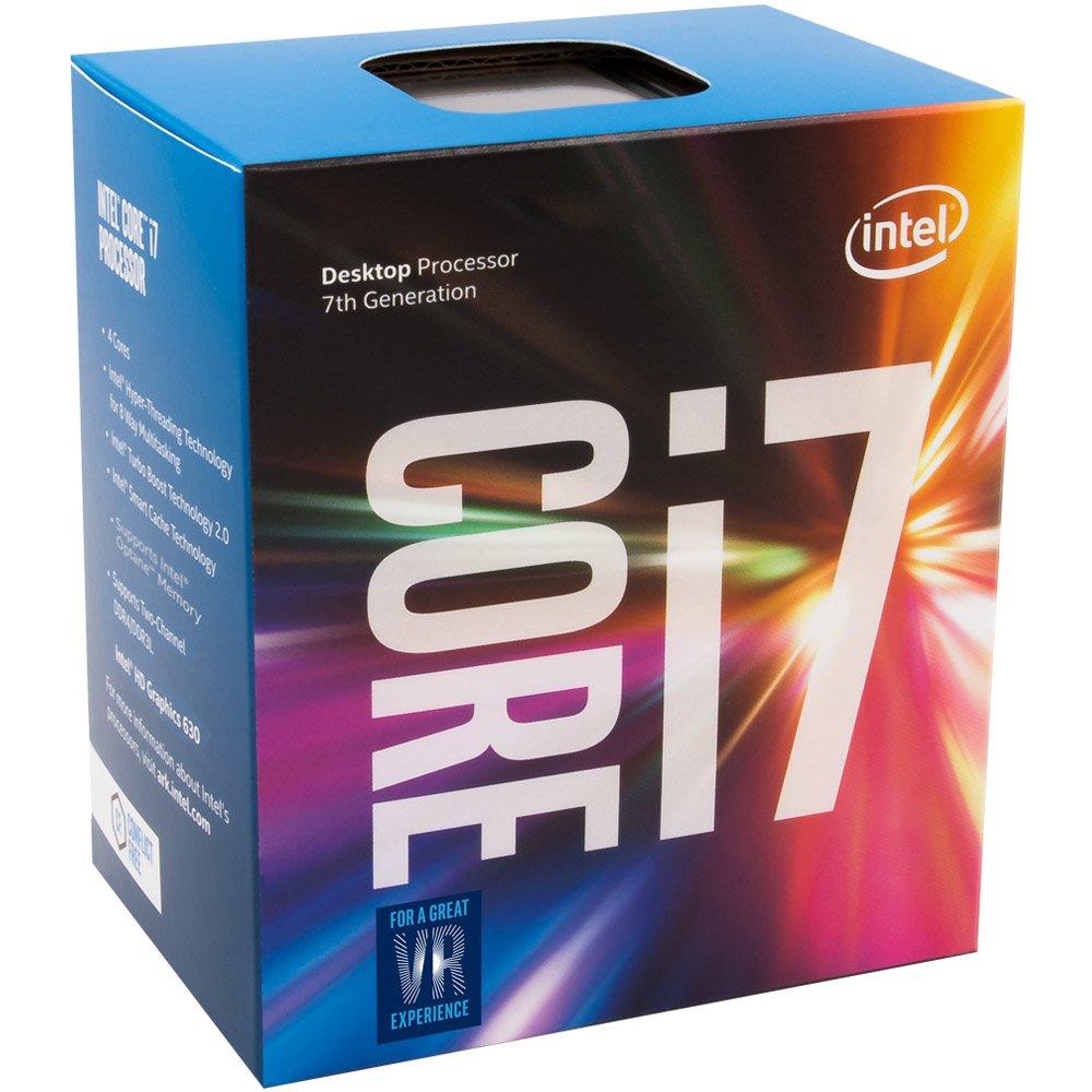 Cupom de desconto - Processador Intel Core i7-7700 Kaby Lake 7a Geração Por R$ 1.329*