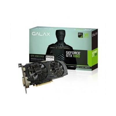 Cupom de desconto - Placa de Vídeo Galax GeForce GTX 1060 3GB Por R$ 899*