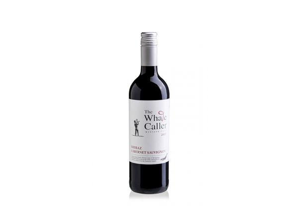 Cupom de desconto - 57% OFF em Vinho Tinto The Whale Caller Shiraz Cabernet Sauvignon 2015