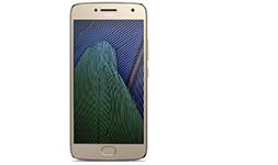 Cupom de desconto - Moto G 5 Plus Ouro 5,2'' Câm 12Mp Dualchip 32Gb Por R$ 1319,12