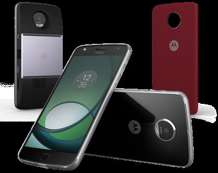Cupom de desconto - R$ 400 OFF em Motorola Moto Z Play Projector