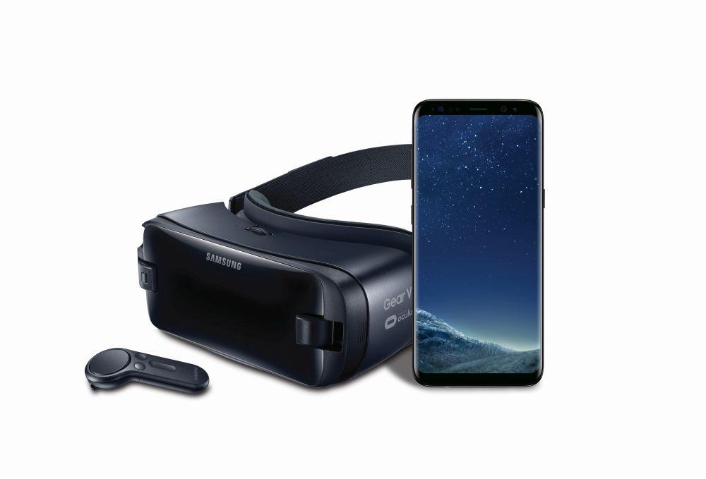 Cupom de desconto - Compre um Galaxy S8 e ganhe um Gear VR com Controle