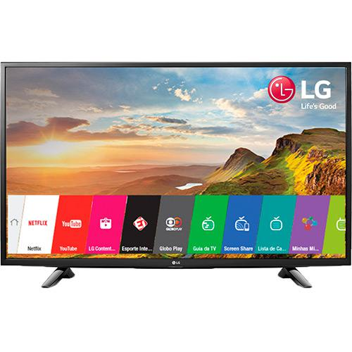 """Cupom de desconto - Smart TV LED 43"""" LG Full HD Por R$ 1.799,99"""