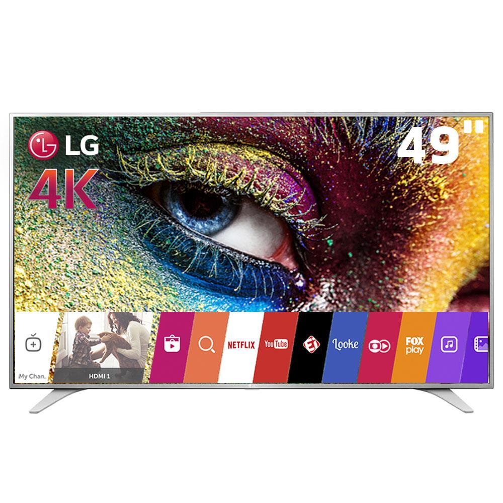 """Cupom de desconto - 12% OFF em Smart TV LED 49"""" Ultra HD 4K LG"""