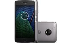 Cupom de desconto - Mega Maio: 12% OFF em Moto G5 Plus TV Digital, 32GB, 12MP