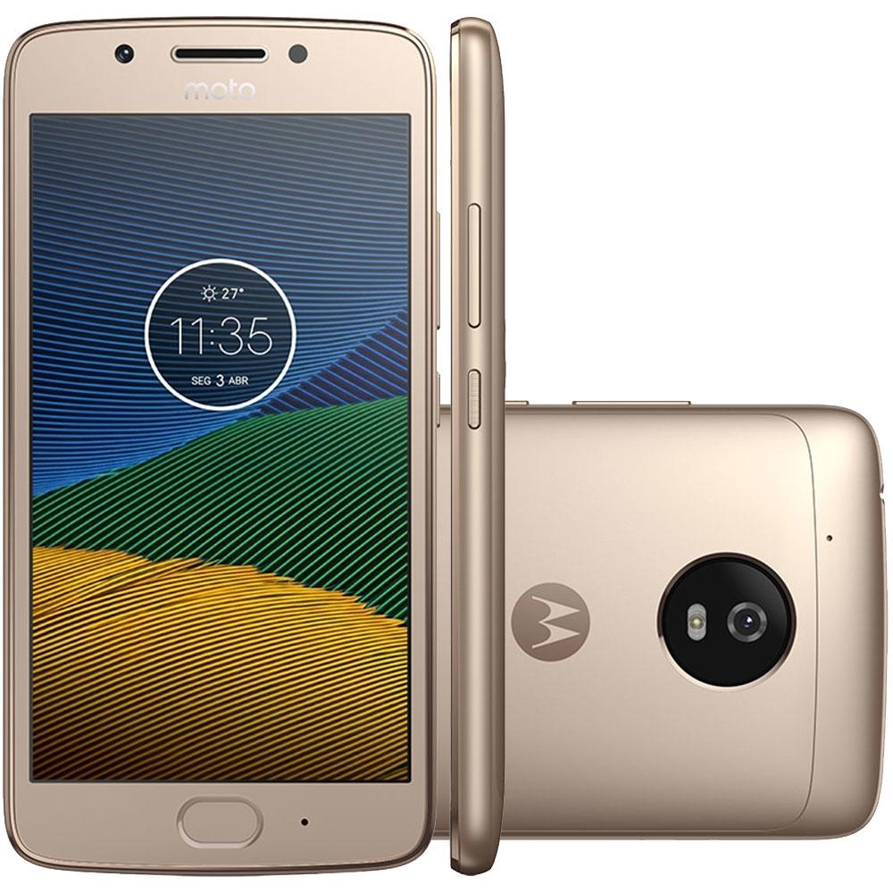 Cupom de desconto - Motorola Moto G5 32 GB Por R$ R$ 849,90