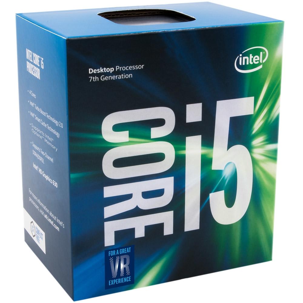 Cupom de desconto - Processador Intel Core i5-7400 Kaby Lake Por R$ R$ 719,90