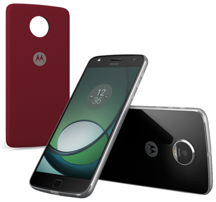 Cupom de desconto - 34% OFF em Motorola Moto Z Play