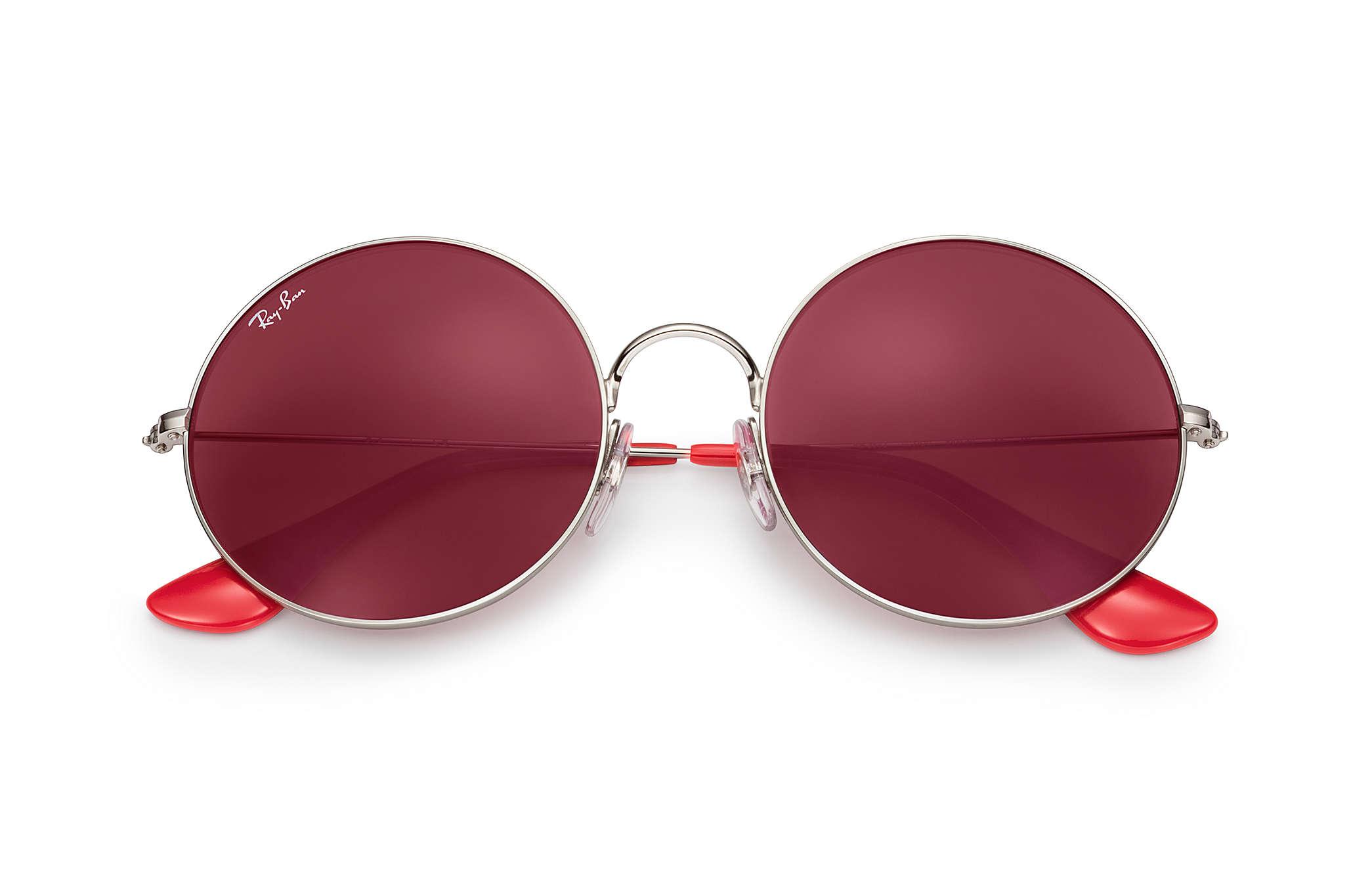 Cupom de desconto - Óculos de Sol Ja-Jo Prata Por R$ 520