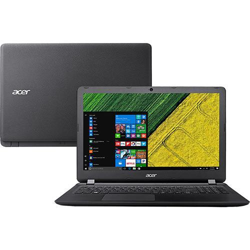 """Cupom de desconto - 10% OFF em Notebook Acer ES1-572-51NJ Intel Core 7 I5 4GB 1TB LED 15.6"""" Windows 10"""