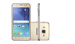 Cupom de desconto - Galaxy J5 Duos Dual Chip 16GB - Dourado por R$ 699,00