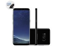 Cupom de desconto - Compre um Galaxy S8 e Ganhe um Wireless Charger*