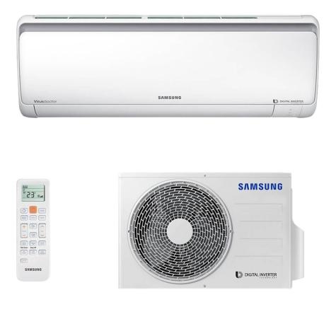 Cupom de desconto - 23% OFF em Ar Condicionado Samsung Split Digital 9000btus