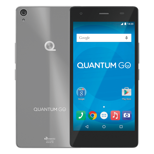 Cupom de desconto - GO 3G 16GB Steel Grey Por R$ 749