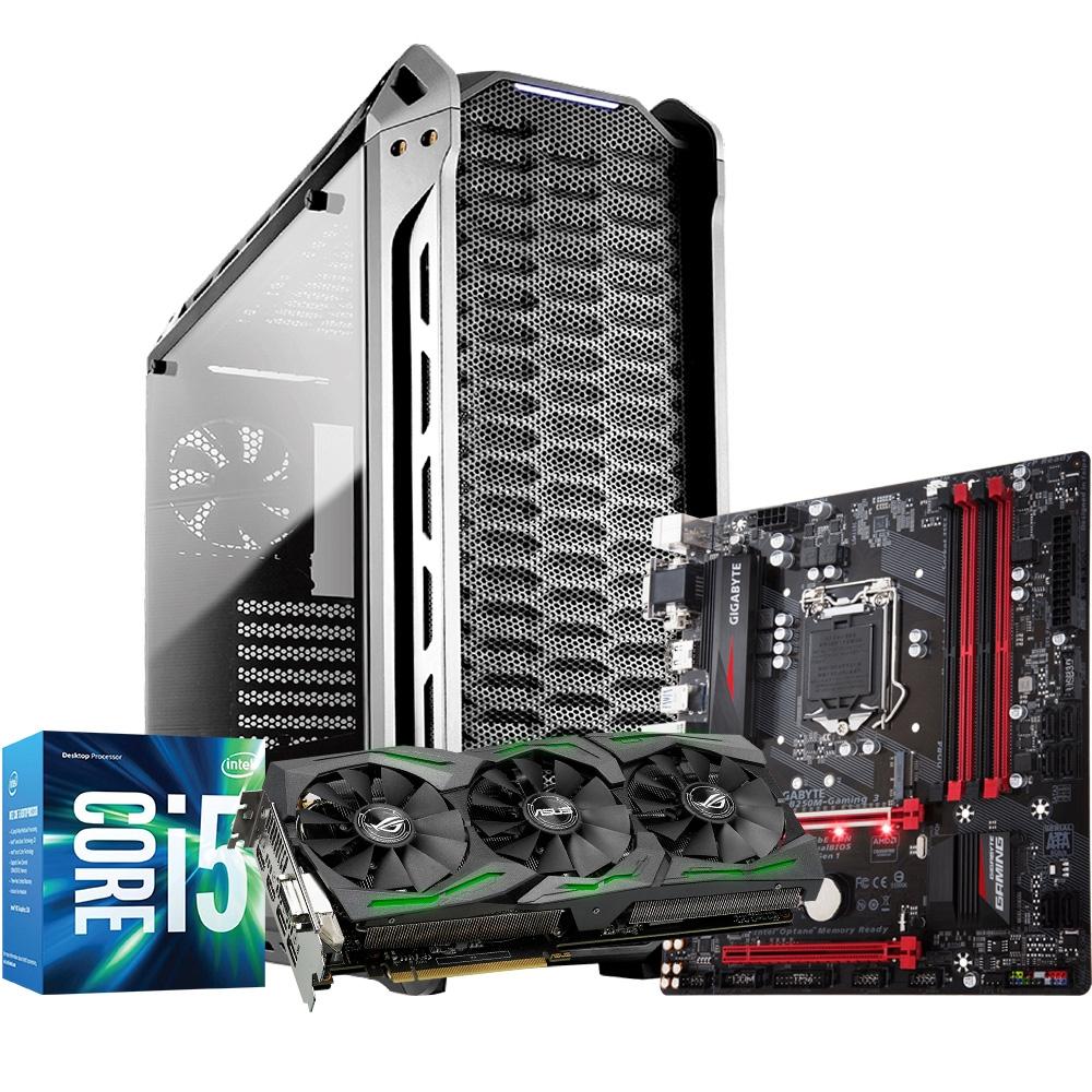 Cupom de desconto - 10% OFF no Boleto em Computador Intel Extreme Masters Core i5-7600, 16GB, HD 1TB